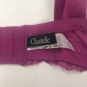 Chantelle Intimates & Sleepwear - Chantelle T-shirt bra with lace detail